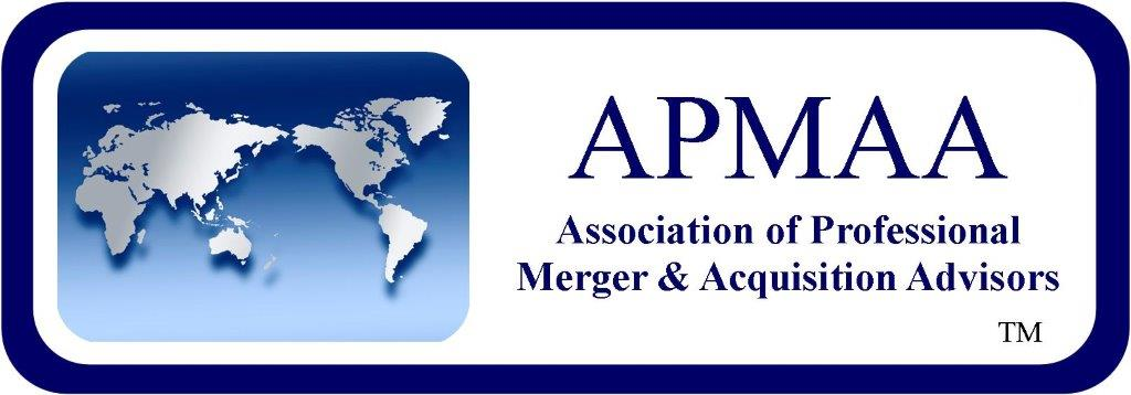 The APMAA is an international organization of business brokers, intermediaries, corporate M&A professionals, and individuals providing transactional support services such as loan officers, attorneys, accountants, and valuation analysts.